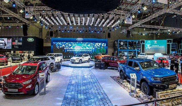 """Ford Việt Nam trình làng 2 """"siêu phẩm"""" tại triển lãm VMS 2019"""