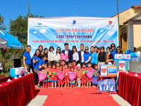 VNPT VinaPhone khánh thành công trình tình nghĩa tại Lào Cai
