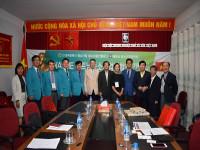 Lãnh đạo Vinasme tiếp đón  Hiệp hội Doanh nghiệp Công nghiệp Deagu (VKBIZ) - Hàn Quốc