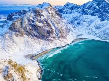 7 bãi biển hoàn hảo cho chuyến du lịch trong thời tiết lạnh