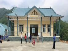 Quan Sơn (Thanh Hóa): 51 người dân Sa Ná chuyển về khu tái định cư mới