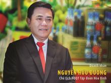 Chủ tịch HĐQT Tập đoàn Hòa Bình Nguyễn Hữu Đường: