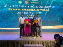 Royal Streamy Villas chính thức khuấy động thị thường BĐS Phú Quốc