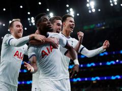 Thầy trò HLV Jose Mourinho ngược dòng thắng 4-2 ở Champions League