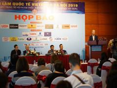 Triển lãm quốc tế Vietbuild Hà Nội lần 3 sẽ diễn ra tại Hà Nội vào ngày 27/11 – 1/12/2019.