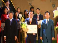 Ngân hàng TMCP Đông Nam Á (SeABank) được vinh danh Top 10 Doanh nghiệp Phát triển bền vững Việt Nam
