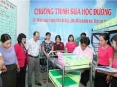 """Sữa học đường TP Hồ Chí Minh đã bắt đầu """"vào nhịp"""" chỉ sau 2 tuần triển khai"""