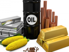 Thị trường ngày 15/11: Giá vàng tăng, thép cao nhất 7 tuần nhưng dầu và đồng giảm