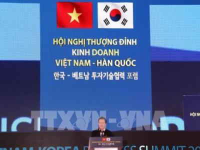 PTT Trịnh Đình Dũng: Chính phủ luôn tạo điều kiện thuận lợi cho nhà đầu tư đến Việt Nam
