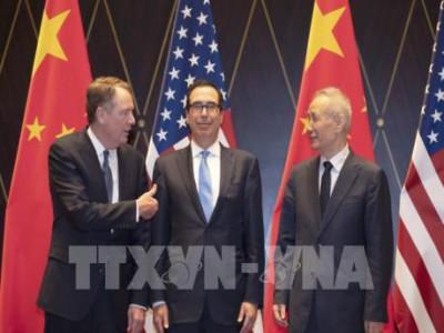 Thỏa thuận thương mại Mỹ-Trung được dự báo hoàn tất vào năm 2020
