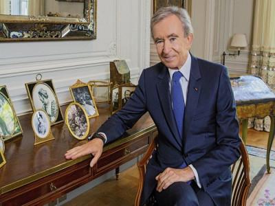 Ông chủ Louis Vuitton mua Tiffany