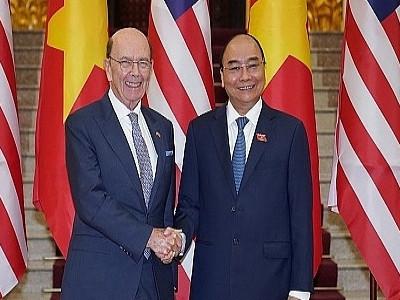 Sẵn sàng tạo điều kiện cho doanh nghiệp Hoa Kỳ đầu tư vào Việt Nam