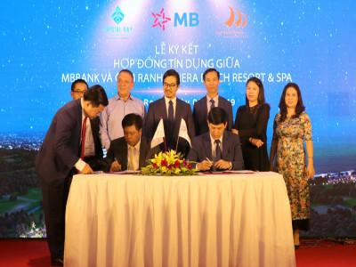 MBBank tài trợ vốn, khu nghỉ dưỡng 5 sao Cam Ranh Riviera Beach Resort & Spa mở rộng quy mô