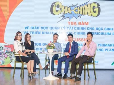 Quỹ Prudence và JA Việt Nam triển khai Giáo trình quản lý tài chính Cha-Ching