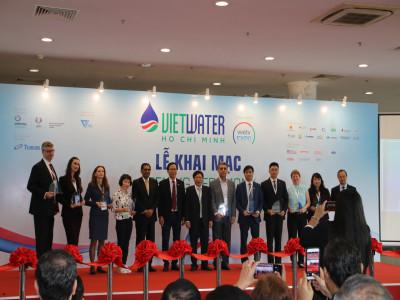 VIETWATER 2019 đồng hành cùng ngành nước Việt Nam