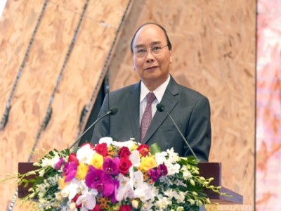 Thủ tưởng dự và chủ trì diễn đàn quốc gia Nâng tầm kỹ năng lao động Việt Nam