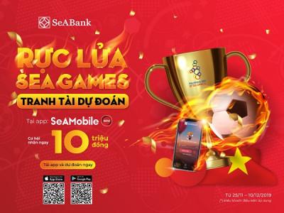 Cùng SeABank tranh tài dự đoán SEA Games và nhận quà hấp dẫn