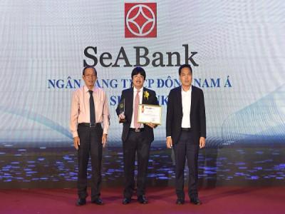Ứng dụng SeAMobile của Ngân hàng TMCP Đông Nam Á vào Top 100 sản phẩm được Tin và Dùng năm 2019