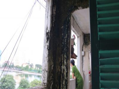Hàng loạt ông lớn bất đông sản Vingroup, FLC, T&T, Geleximco... muốn cải tại chung cư cũ Hà Nội