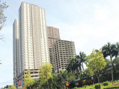 Thị trường bất động sản: Vốn đầu tư giảm nhưng không đóng băng