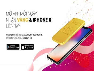 Trúng ngay vàng và iPhone khi trải nghiệm ứng dụng di động Home Credit Vietnam