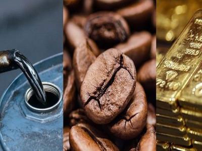Thị trường ngày 13/11: Giá dầu và vàng tiếp đà giảm, sắt thép đảo chiều tăng