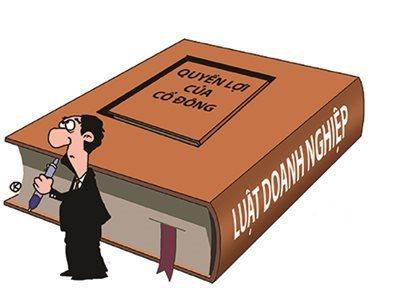 Sửa đổi Luật Doanh nghiệp: Nên lấy quyền lợi chính đáng của cổ đông làm mục tiêu!