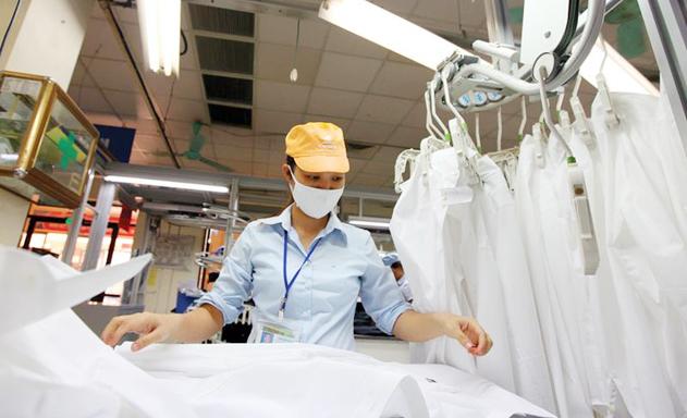 Dệt may nâng chất hút FDI
