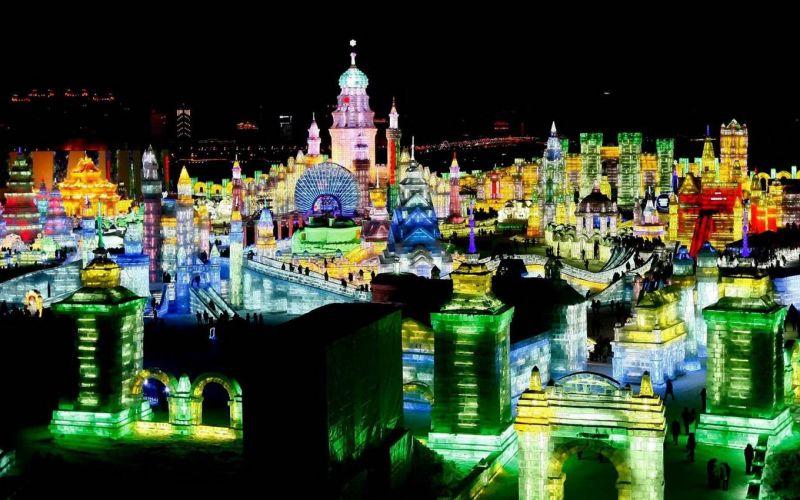 Lễ hội mùa đông nổi tiếng thế giới