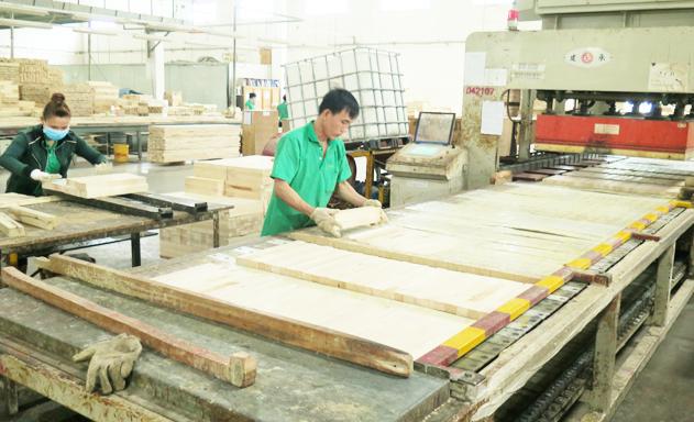 Xuất khẩu gỗ tăng trưởng nóng
