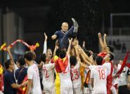 Park Hang-seo - Thuyền trưởng vĩ đại của bóng đá Việt Nam