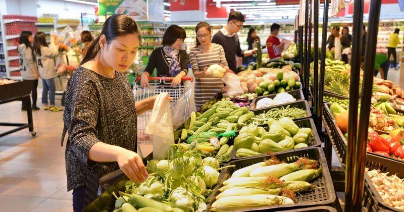Chỉ số giá tiêu dùng tháng 11 tăng cao nhất mức của chín năm