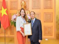 Mỹ phẩm Đông Anh vinh dự được tiếp kiến Thủ tướng Nguyễn Xuân Phúc
