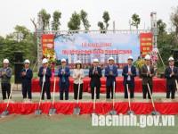 Khởi công xây dựng công trình trụ sở các Ban Đảng tỉnh Bắc Ninh