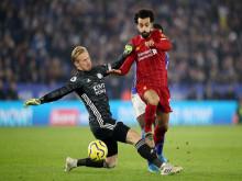 Leicester 0-4 Liverpool: Không thể cản 'The Kop'