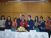 VINASME ý kết thỏa thuận hợp tác với Cục Xúc tiến thương mại hỗ trợ DN nhỏ và vừa
