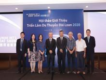 Triển lãm Du thuyền quốc tế Đài Loan  sẽ diễn ra vào tháng 3/2020