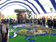 Tưng bừng khai mạc Novaland Expo 12/2019
