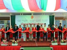 Khánh thành và bàn giao công trình điểm trường Dộc Máy - Trường Tiểu học xã Nhất Hòa, tỉnh Lạng Sơn