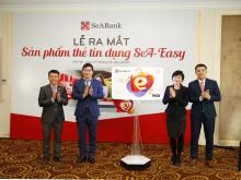 Ngân hàng TMCP Đông Nam Á (SeABank) ra mắt thẻ SeA-Easy với tính năng hoàn tiền lên đến 8%
