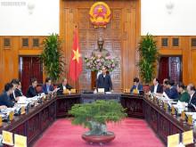Thủ tướng chủ trì cuộc họp Thường trực Chính phủ về đẩy mạnh hợp tác với Lào