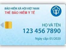 Triển khai ứng dụng thẻ bảo hiểm y tế điện tử