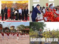 Chỉ đạo, điều hành nổi bật của UBND tỉnh, Chủ tịch UBND tỉnh Bắc Ninh trong tháng 11/2019
