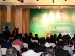 Doanh nghiệp Việt tham dự Diễn đàn Hợp tác Kinh doanh Việt Nam-Campuchia