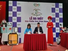 Tập đoàn Sơn Klips NaNo ra mắt sản phẩm mới nhằm đáp ứng nhu cầu nội địa và xuất khẩu