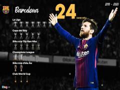 Barca là CLB thành công nhất thập kỷ qua
