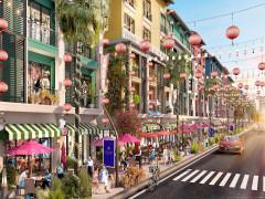 Vân Đồn sẽ có phố thương mại đầu tiên mang phong cách Singapore
