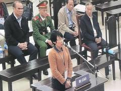 VKS đề nghị một án tử hình trong thương vụ AVG: Phản ứng của các bị cáo và tiếng nức nở tại tòa
