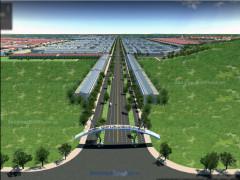 Bình Phước: Đất nền hưởng lợi lớn từ dự án KCN Becamex