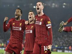 Nhấn chìm Leicester, Liverpool khẳng định quyền uy